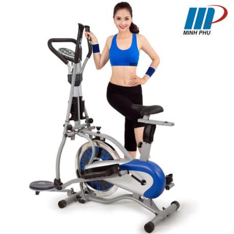 xe đạp tập thể dục đa năng MO-2085