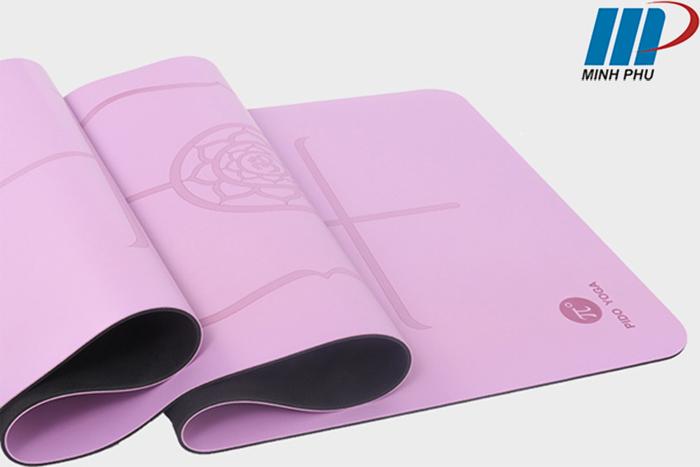 thảm tập Yoga TPE