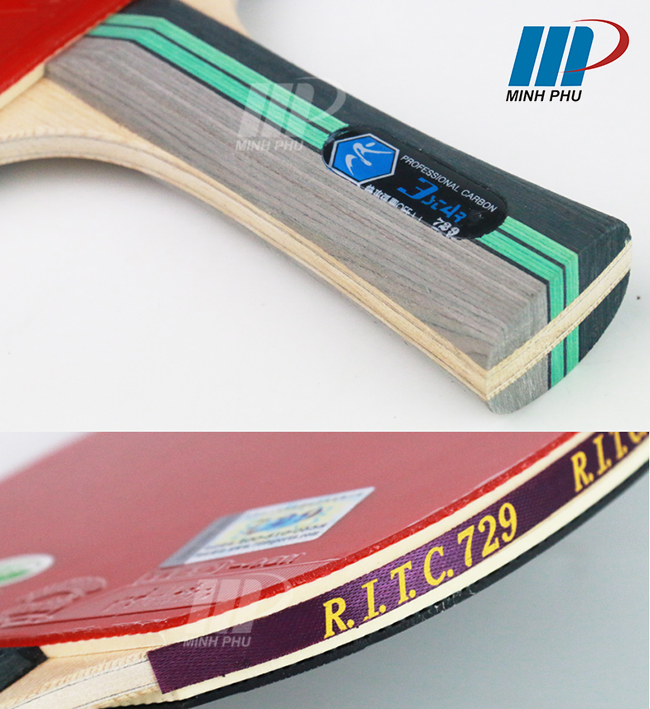 vợt bóng bàn 729-3Star