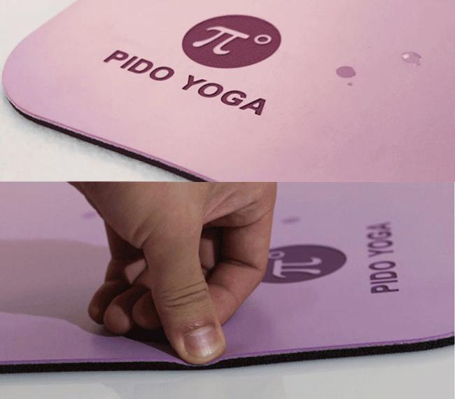 độ đàn hồi của thảm yoga