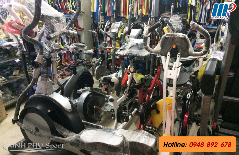 địa chỉ bán xe đạp tập thể dục uy tín