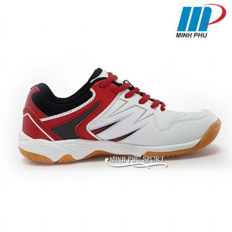 Giày cầu lông Promax PR-17009 màu trắng đỏ