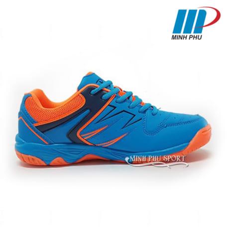 Giày cầu lông Promax PR-17009 màu xanh cam