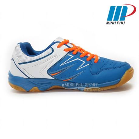 Giày cầu lông Promax PR-17009 màu xanh trắng