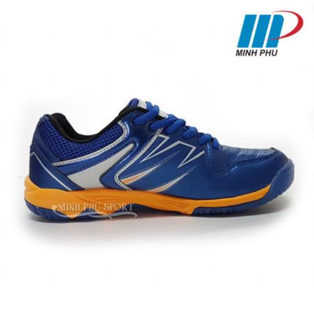 Giày cầu lông Promax PR-17009 màu xanh đậm vàng