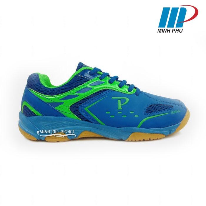 Giày cầu lông Promax PR-18018 màu xanh bích