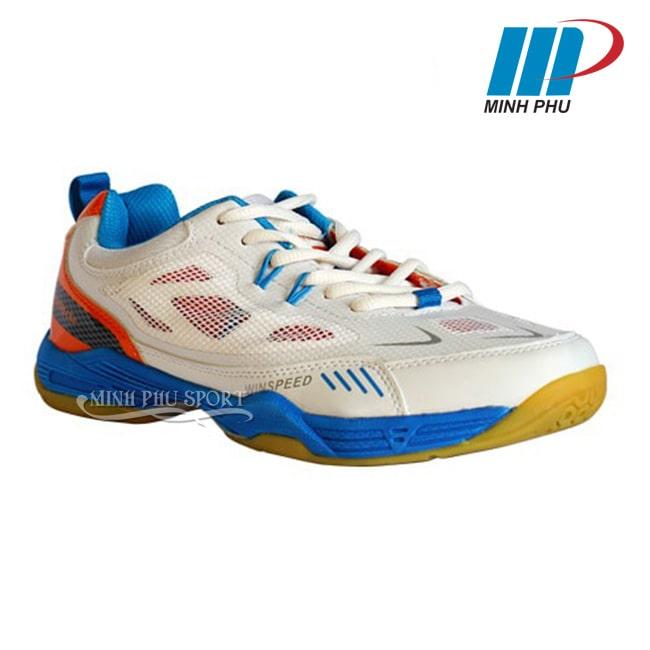 Giày cầu lông Promax PRF-02 màu trắng cam