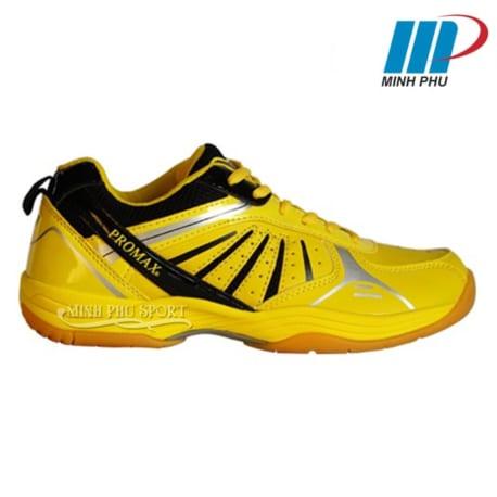 giày cầu lông Promax PRS-01 màu vàng