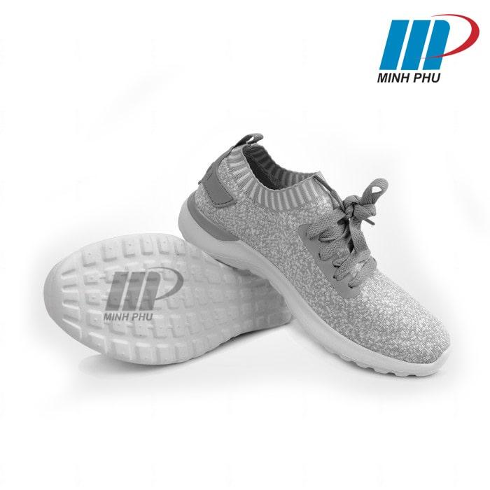 giày chạy bộ JOGARBOLA 180208 màu ghi