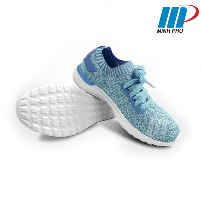 giày chạy bộ JOGARBOLA 180208 màu xanh