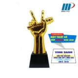 Cúp Lưu Niệm Micro Vàng