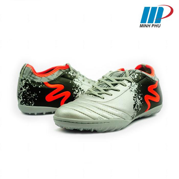 Giày đá bóng Mitre MT-160804 màu bạc