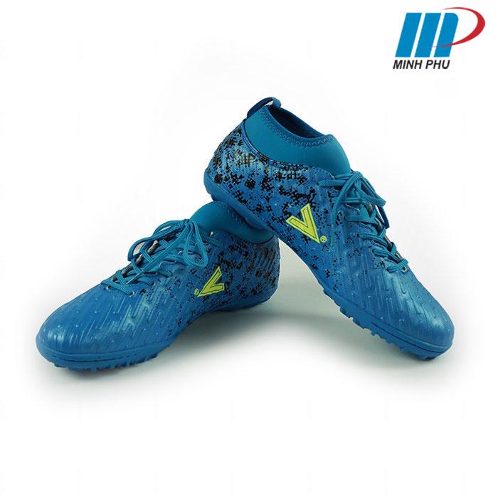 Giày bóng đá Mitre MT-170501 màu xanh nước biển