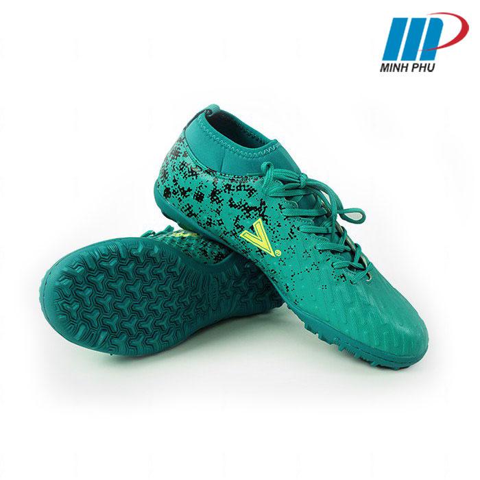 Giày bóng đá Mitre MT-170501 màu xanh sky