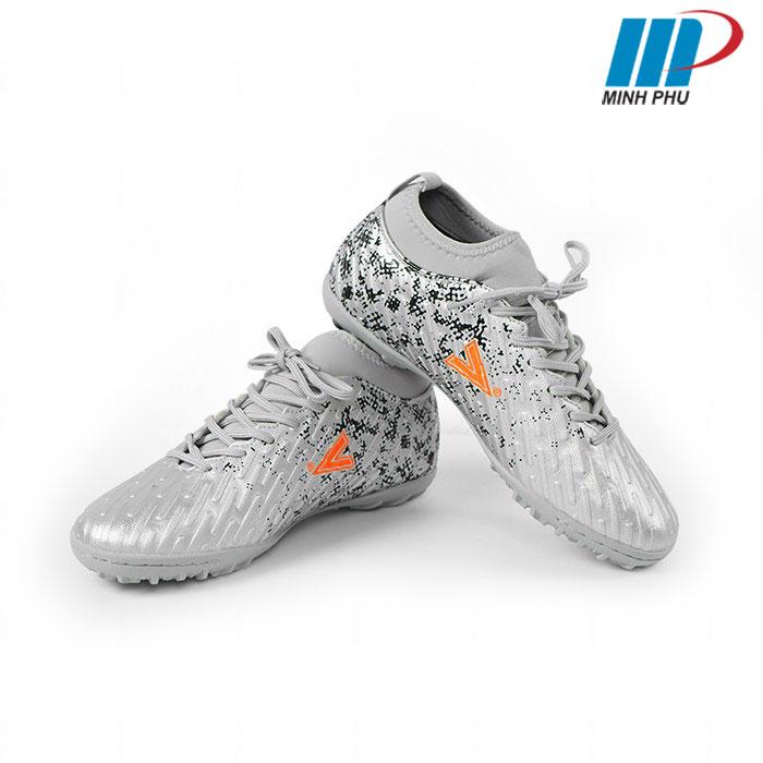 Giày bóng đá Mitre MT-170501 màu bạc