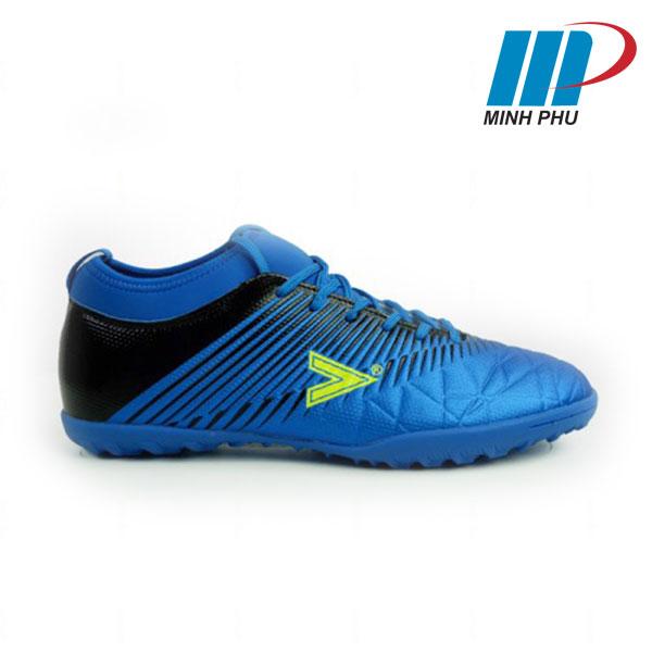 giày đá bóng Mitre MT-161110 màu xanh biển