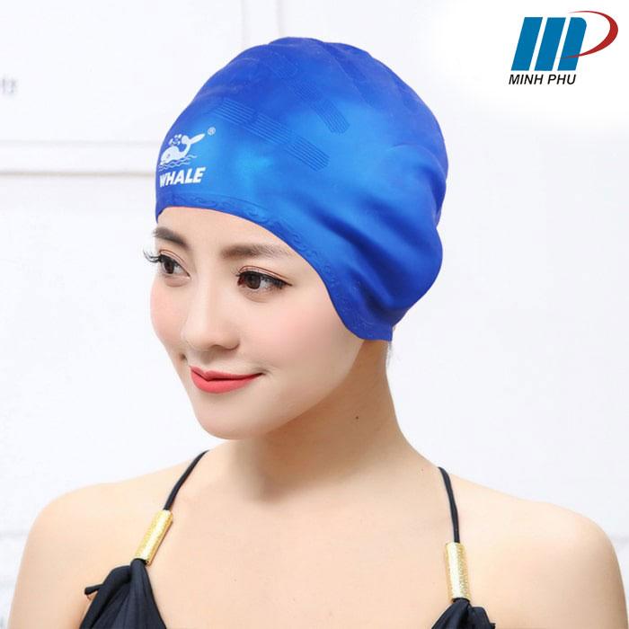 Mũ bơi bịt tai Whale