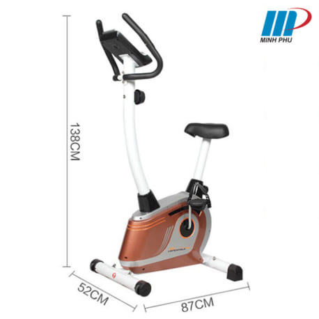 Xe đạp tập thể dục D510